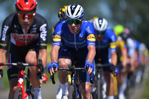Remco Evenepoel disputera le Tour de Belgique