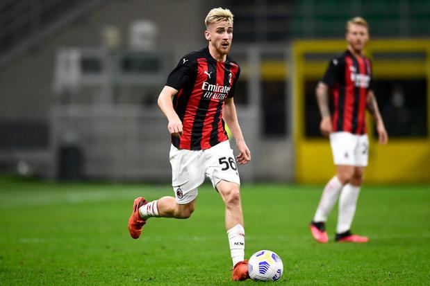 Pourquoi Saelemaekers ne cesse d'impressionner à l'AC Milan
