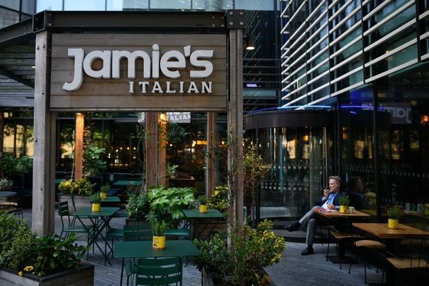 Restaurantketen Jamie Oliver op randje van failliet