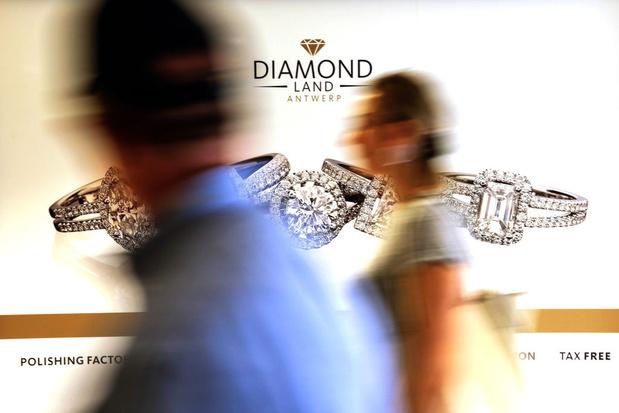 Le troisième plus gros diamant du monde débarque à Anvers
