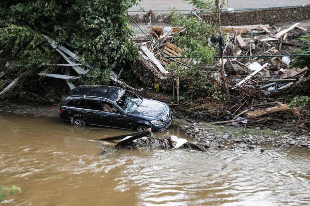 Inondations: la majorité wallonne s'accorde sur une commission d'enquête parlementaire