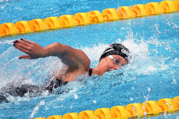 Tokyo 2021-  natation: cinq finales de suite pour Federica Pellegrini