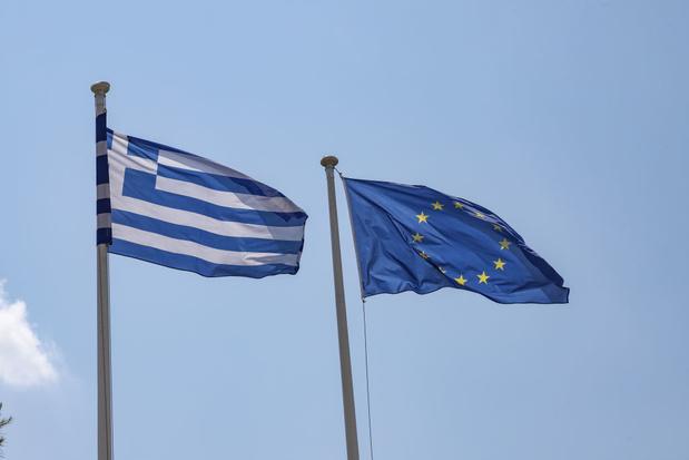 Le taux de chômage recule en Grèce mais demeure l'un des plus élevés de l'UE