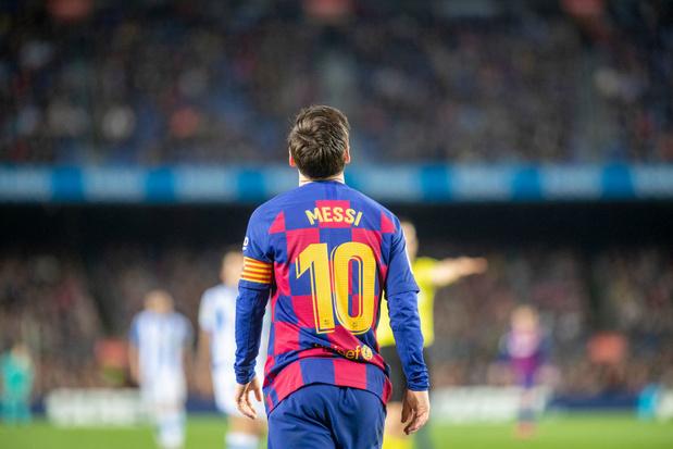 Le clan Messi étudie l'option de rester au Barça