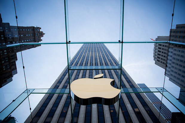 Apple dépasse pour la première fois les 100 milliards de chiffre d'affaires trimestriel