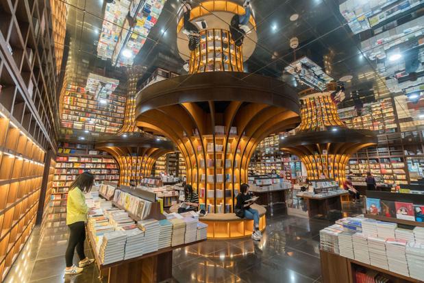 Lezen op locatie: zeven unieke boekhandels en bibliotheken in Azië