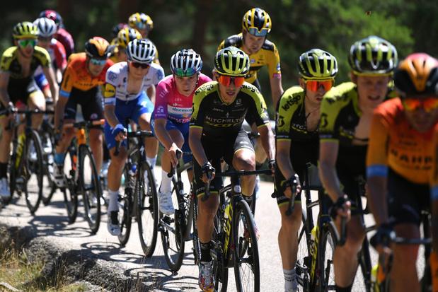 Tour d'Espagne: voici les étapes clés