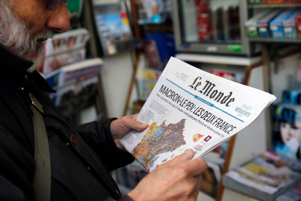 """Crise au journal """"Le Monde"""": Pigasse annonce avoir signé le """"droit d'agrément"""""""