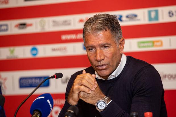 """Enzo Scifo: """"Mouscron n'est pas le projet rêvé pour un coach, mais il me convient humainement"""""""