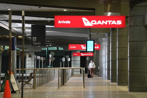 Qantas demande à ses employés de prendre des congés sans solde suite à la nouvelle vague de covid