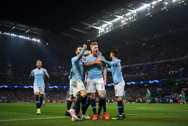 Déjà un premier test pour Manchester City