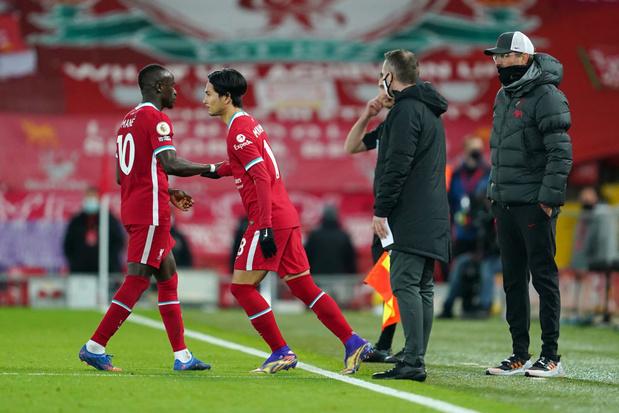 Face aux cadences, Liverpool craint de finir à bout de souffle