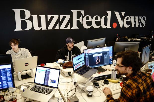 Buzzfeed rachète le HuffPost
