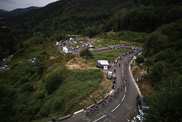 Tour de France féminin: départ de Paris et arrivée au sommet de la Planche des Belles Filles