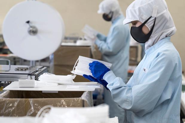 La Belgique candidate pour entreposer du matériel médical de la réserve européenne