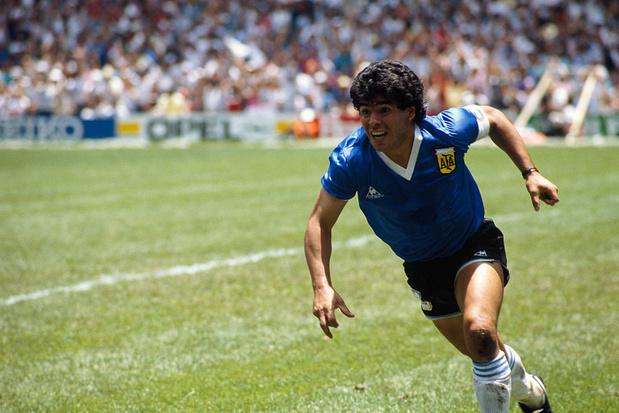 Diego Maradona, à jamais l'homme de tous les excès