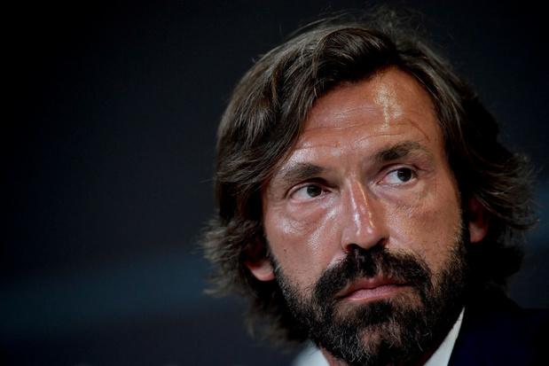 La Juventus reprend, Pirlo fait ses débuts comme entraîneur