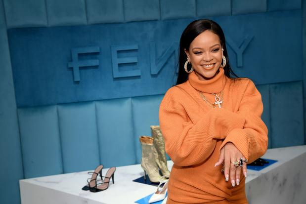 Rihanna's modemerk Fenty op pauze gezet
