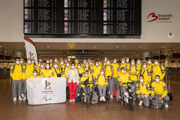 Paralympiques 2021: Le Team Belgium a des ambitions limitées, mais le potentiel est énorme