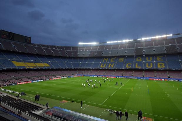 """Après la """"remontada"""", retrouvailles électriques entre Barça et PSG"""