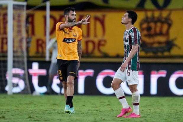 Copa Libertadores: Les Equatoriens de Barcelona s'invitent au bal bréslien du dernier carré