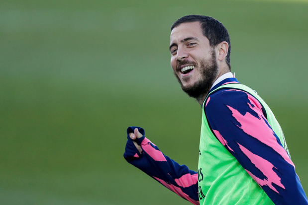 Surprise: Eden Hazard déjà de retour au Real Madrid