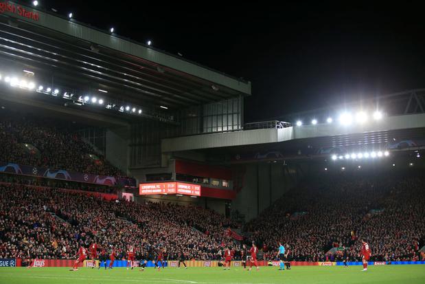 Le match Liverpool-Atletico aurait provoqué 41 morts liées au coronavirus en Angleterre