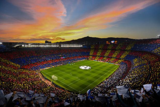 """Barcelone trépigne avant un clasico contre le Real à """"haut risque"""""""