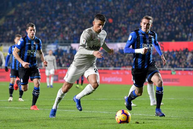 """La Juventus """"à 99%"""" sans Ronaldo contre l'Atalanta de Castagne"""