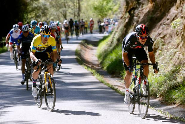 Vuelta 2021: Primoz Roglic contre l'armada Ineos