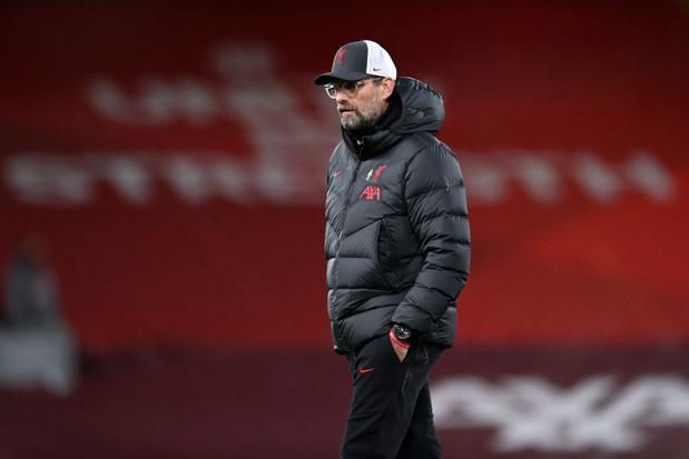 """""""Liverpool ne pourra bientôt plus aligner 11 joueurs en forme"""""""
