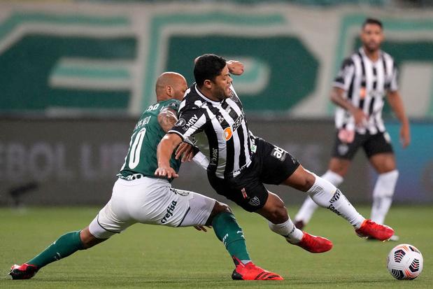 Copa Libertadores: le tenant du titre Palmeiras passe tout près de la défaite dans la demi-finale aller