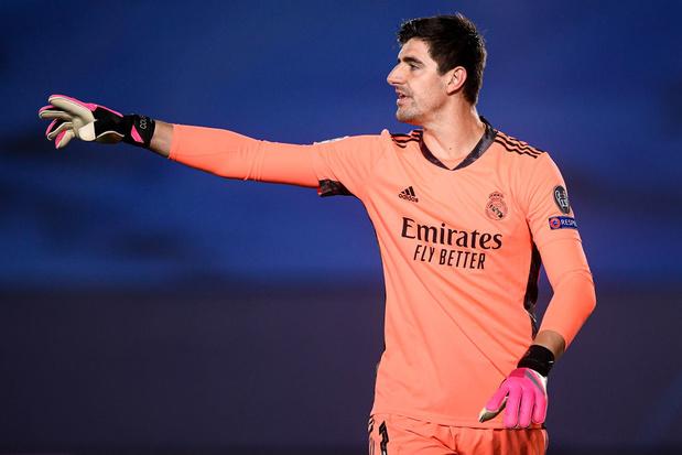Le nouveau statut de Thibaut Courtois avec le Real Madrid