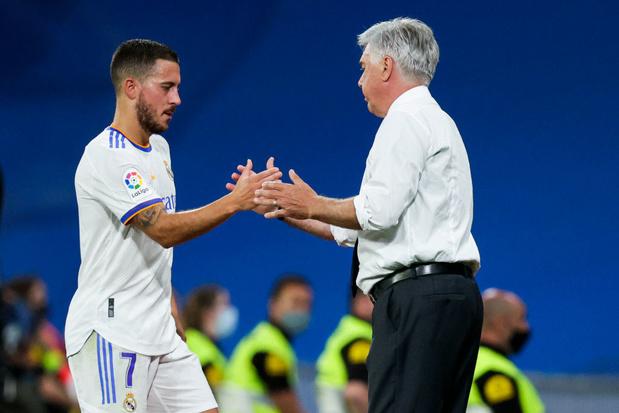 Pas de panique pour Eden Hazard (même s'il n'a pas joué contre l'Inter)
