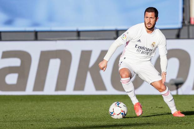 Le Real Madrid a convaincu Eden Hazard