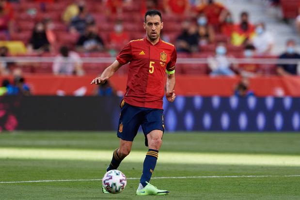 Le test positif de Sergio Busquets provoque une grosse polémique en Espagne