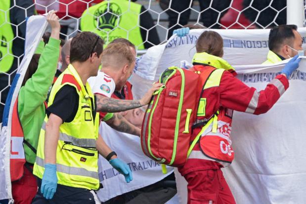 Le témoignage de Jens Kleinefeld, le médecin qui a sauvé Eriksen
