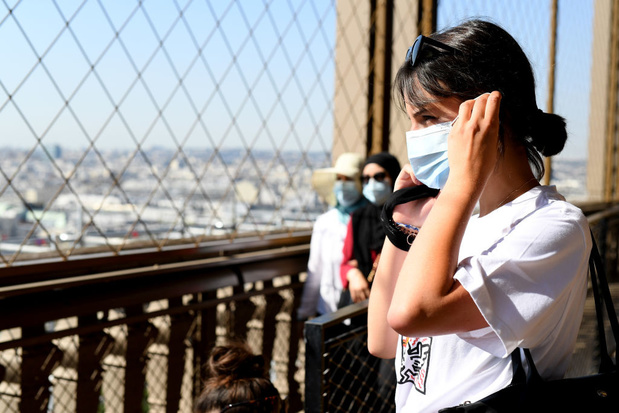 Straf voor toeristen die verplichte coronatest overslaan