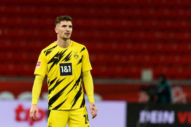 """Thomas Meunier: """"Je suis déçu de mon bilan à Dortmund"""""""