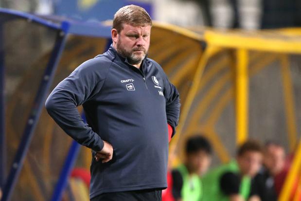 Conference League: Qualification malgré la défaite pour Gand, Anderlecht connaît son adversaire