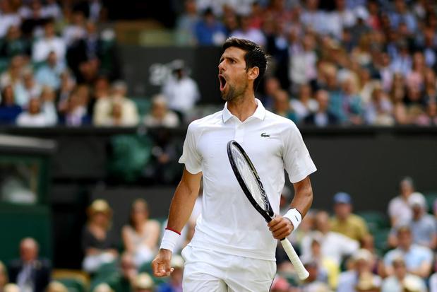 Novak Djokovic testé positif au coronavirus