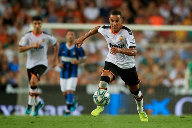 Rodrigo Moreno (Valence) sur le point de rejoindre l'Atletico Madrid pour un gros montant