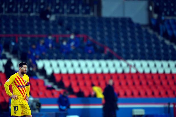 Lionel Messi a reçu une offre de contrat du PSG