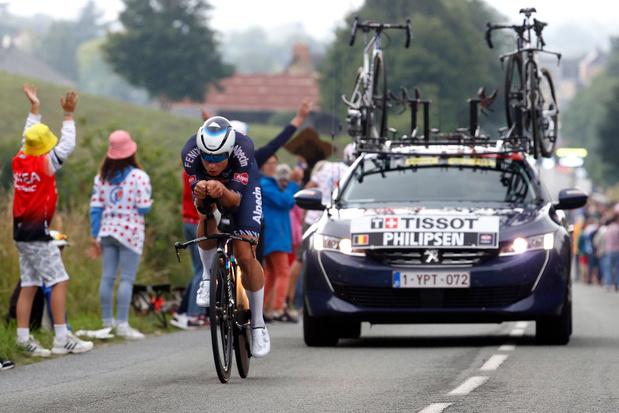 Philipsen et Meeus, deux jeunes sprinteurs belges aux ambitions différentes sur la Vuelta