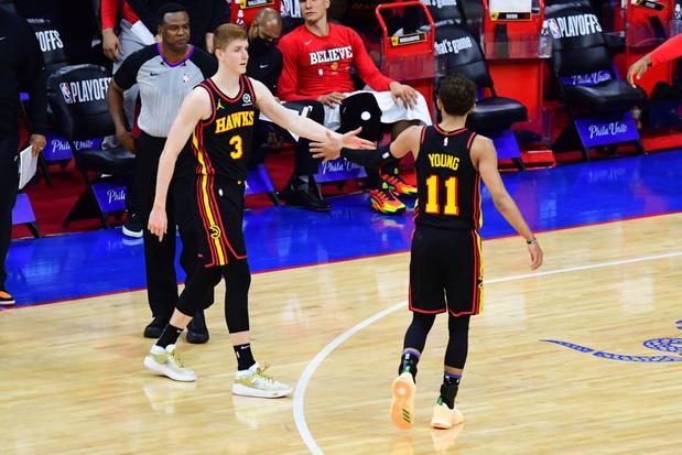 NBA: Atlanta rejoint Milwaukee en finale de conférence Est