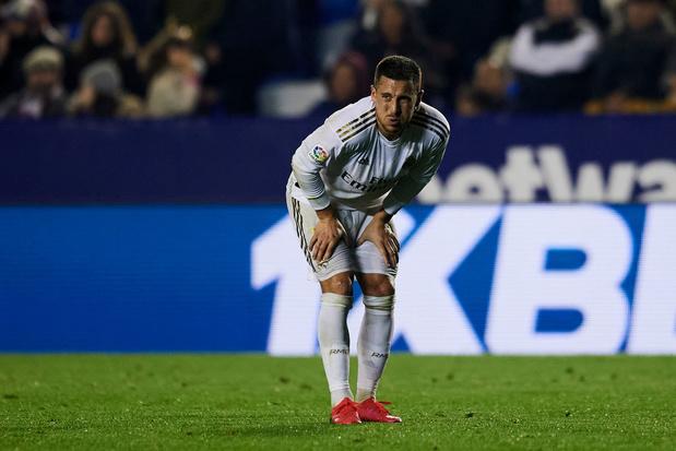 Roberto Martinez donne de bonnes nouvelles sur la revalidation d'Eden Hazard