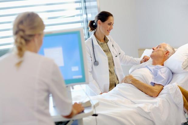 Checkpointremmer herstarten na immunologisch gemedieerde diarree en colitis