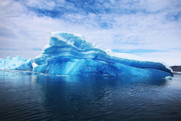 Te laat voor Groenland: ijskap onherstelbaar gekrompen