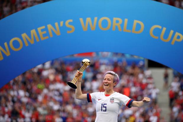Verenigde Staten verpesten Oranje-droom in WK-finale