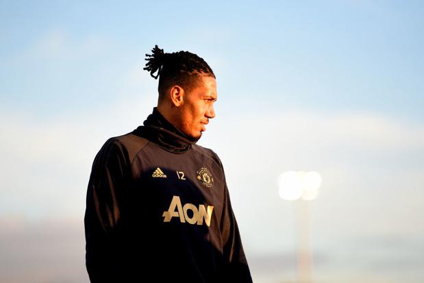 Chris Smalling prêté à la Roma par Manchester United